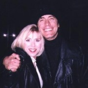 Laurie Boone and Tom Peterson