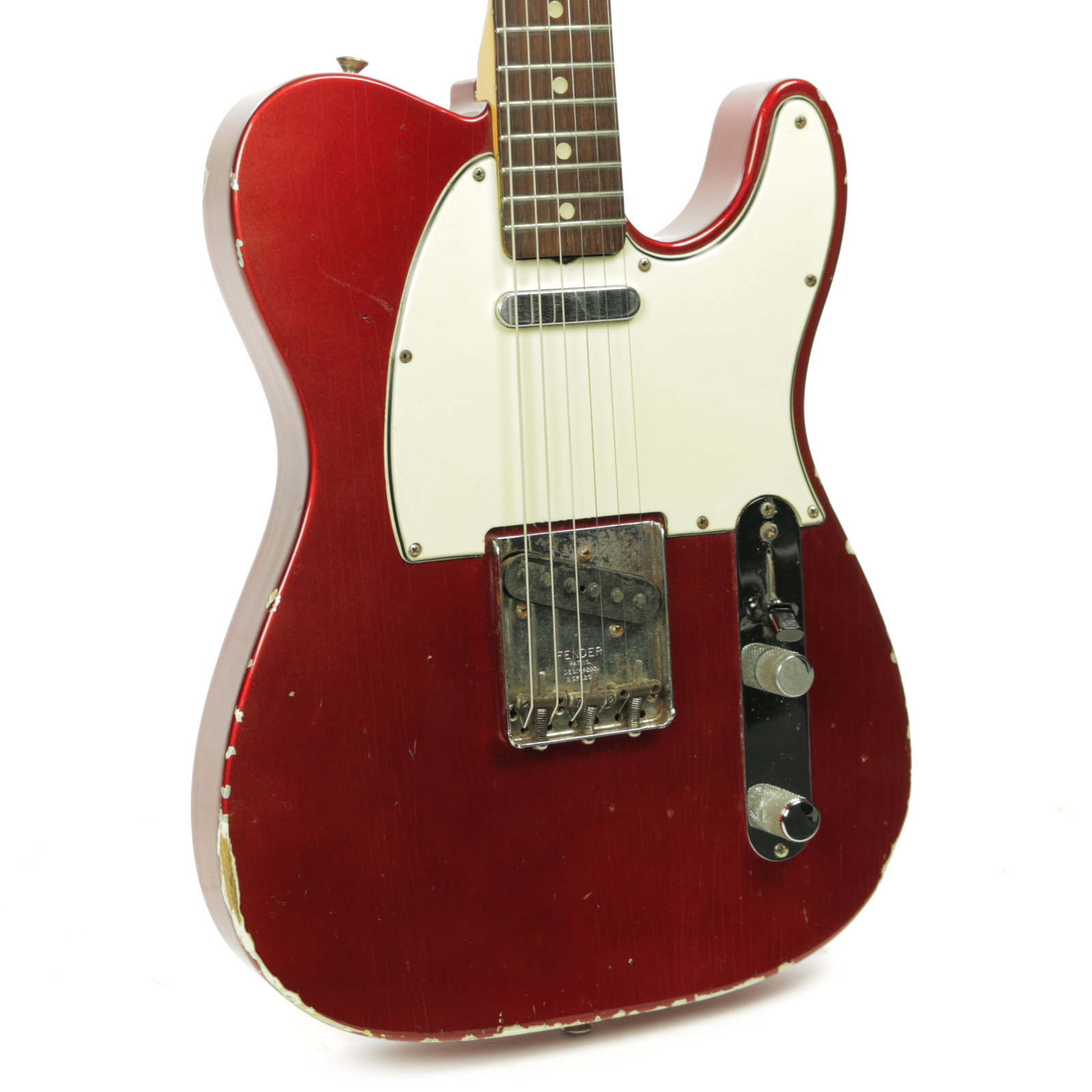 1965 Fender Telecaster Candy Apple Red